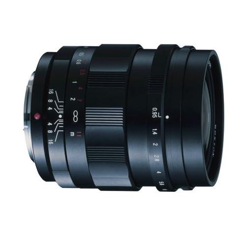 COSINA フォクトレンダー 単焦点レンズ NOKTON 25mm F0.95 TypeII Micro Four Thirds マイクロフォーサーズ対応 232044