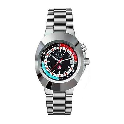 Rado Men's R12639023 Original Divers Automatic Watch by Rado