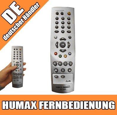 Humax Ersatz Fernbedinung RC-634 für PR-Fox C Kabel Receiver Deutschland NEU