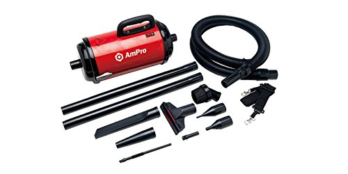 Ampro T80385 Powerful 3HP Portable Electric Vacuum Blower