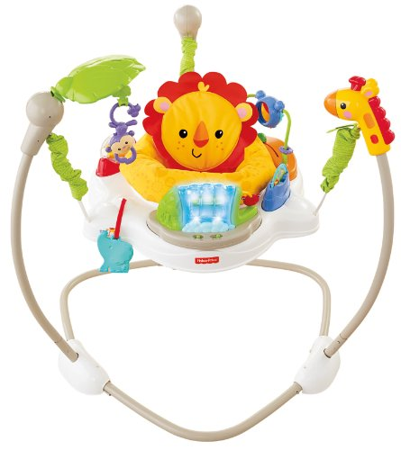 Why Choose Fisher Price Jumperoo - Rainforest Friends