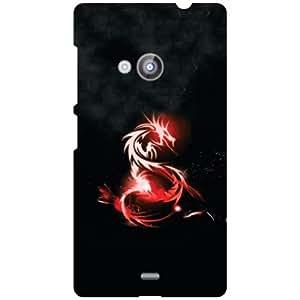 Nokia Lumia 535 Phone Cover - Symbol Matte Finish Phone Cover