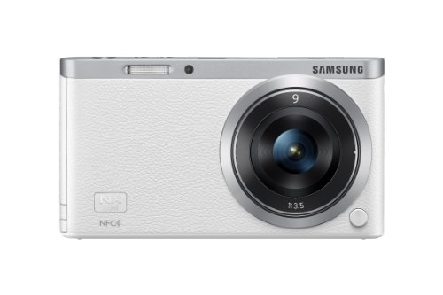 Samsung NX Mini 20.5MP Smart WiFi Mirrorless Digital Camera
