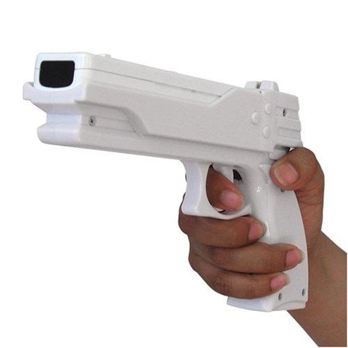 Wii Magnum Gun