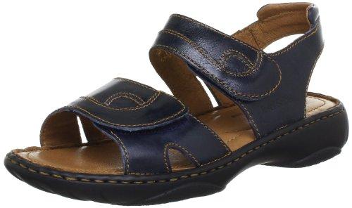 Josef Seibel DEBRA 7644443/561 Womens Sandal, Blue 8 UK