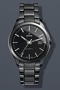 Rado Hyperchrome Automatic 42mm Watch - Black Dial, Black Ceramic Bracelet R32265152