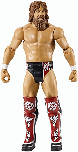 WWE Figure Series #45 - Superstar #6, Daniel Bryan - 1