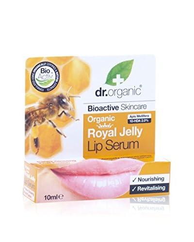 Dr. Organic Set Balsamo Labbra 6 pezzi Royal Jelly Serum 60 ml