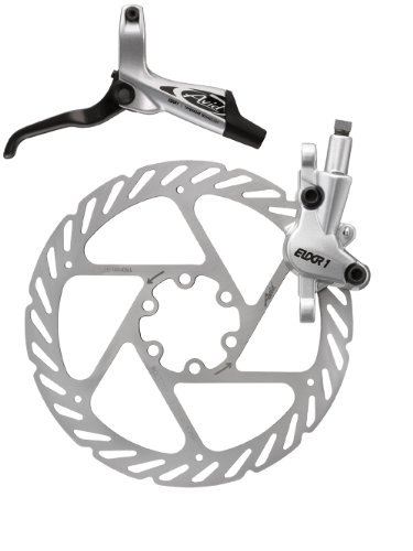 Avid Elixir 1 Front Disc Brake with Left Lever (160mm G2 Rotor, 850mm Hose)