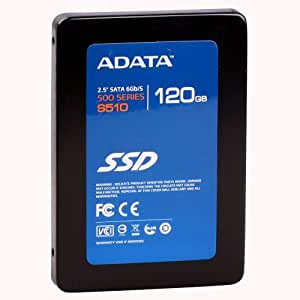 ADATA S510 120 GB SATA III SandForce 6 GB/Sec 2.5-Inch Solid State Drive AS510S3-120GM-C