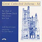 Great Cathedral Anthems, Volume 11 The Choir of St.Thomas Church
