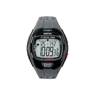 Cheap TIMEX Zone Trainer HRM, Large, Black (B003NECIN2)