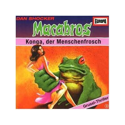 Konga, the Man-Frog