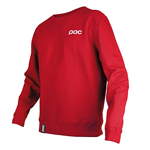 POC Helmets and Armor Crew Neck Skateboarding Hoodie