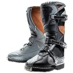 Thor Motocross Women's Quadrant Boots 10/Black/Grey
