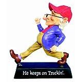Coots Truckin' Bobble Figurine