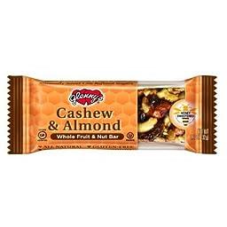 Cashew & Almond Bar 1.1 oz(pack of 12)