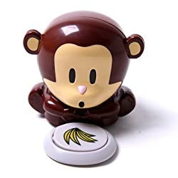 HDE ® Mini Cute Monkey Blower Nail Polish Dryer Beauty Care