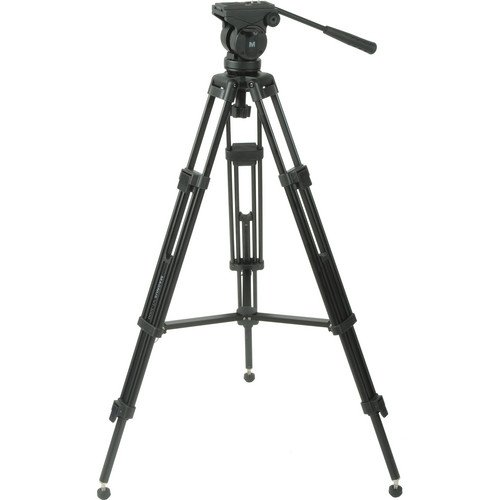 Magnus VT-3000 Professional High Performance Tripod System, Fluid Head