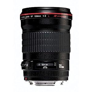 Canon EF 135mm f/2L USM Lens for Canon SLR Cameras