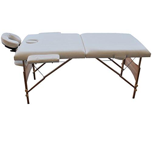 "Giantex 84""l Portable Massage Table Facial SPA Bed Tattoo W/"