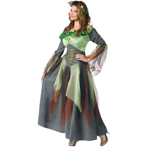 Mother Nature Adult Costume - Medium/Large