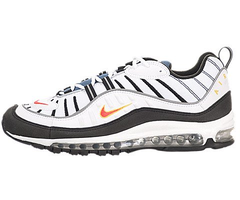 air max 98 mens white
