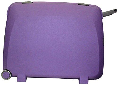 Princeware Princeware Olympia Polypropylene 61 Cms Purple Suitcase (6643) (Violet)