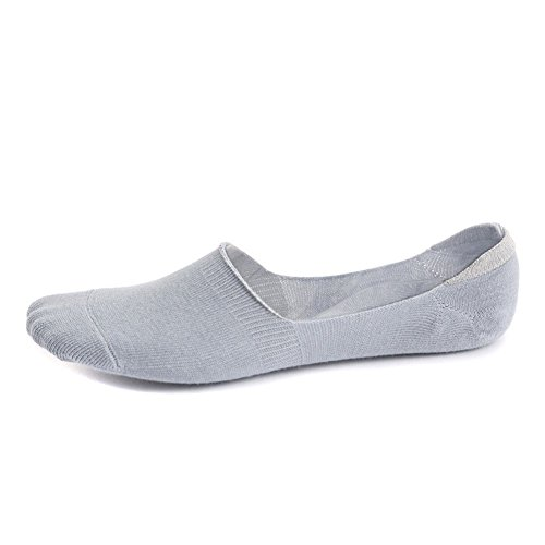 zando-chaussettes-de-coton-plus-faible-coupe-premium-taille-cache-plat-bateau-line-antiderapant