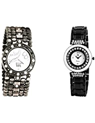 Watch Me Set Of 2 Analog Watches For Women WMAL-0050-WW-0071