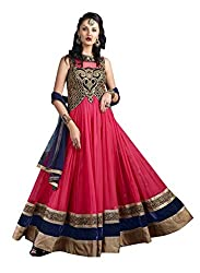 Surbhi Fashion-SDVI-JESSIE10733-Designer Semi Stitched Dress Material