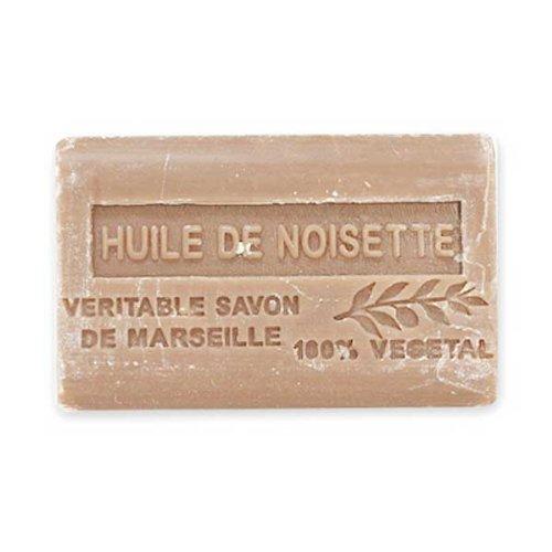 (南仏産マルセイユソープ)SAVON de Marseille ヘーゼルナッツの香り(SP038)(125g)
