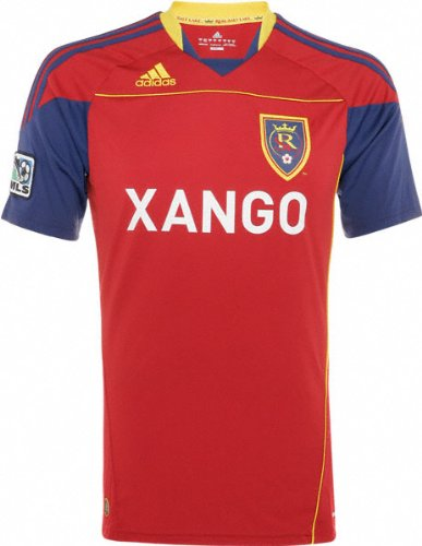 MLS Real Salt Lake Men's Replica Home Jersey
