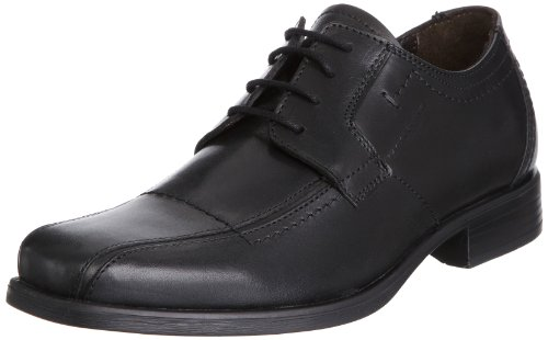 Camel Active 251.11.02 Osaka, Men's Lace Up Shoes - Black, 40 EU