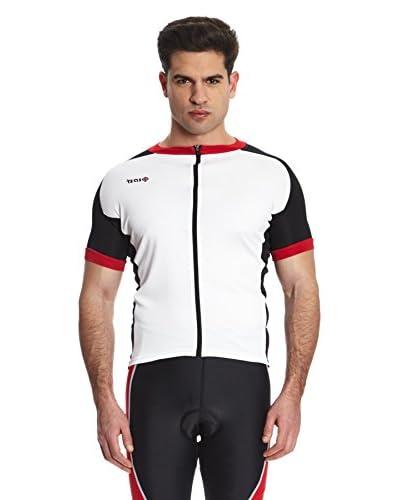 Izas Maglietta Ciclismo Jayuya [Bianco]