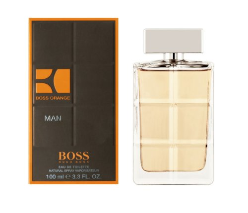 Hugo Boss Boss Orange Man Eau de Toilette, Uomo, 100 ml
