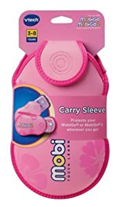 VTech MobiGo 2 Carry Case Sleeve (Pink)