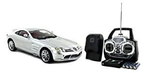 1:16 Scale Mercedes Licensed RTR SLR Electric RC Remote Control Car (Color May Vary)