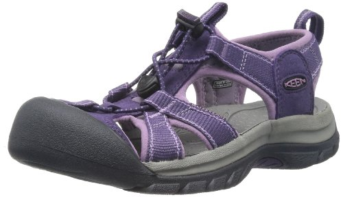Keen VENICE H2 5211-BKGA, Sandali donna/Sandali sportivi, (Sweet Grape / Regal Orchid), 4.5 UK