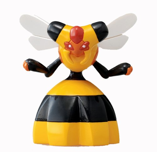 "Takaratomy Vespiquen (MC-99): Pokemon Monster Collection 2"" Mini Figure"