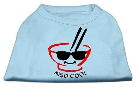 "Brand New Mirage - Miso Cool Screen Print Shirts Baby Blue Xs (8) ""Product Category: Screen Print Shirts - Miso Cool Screen Print Shirts"""