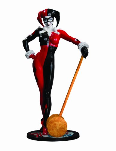 Cover Girls of the DC Universe: Harley Quinn Statue