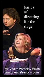 Basics of Directing for The Stage [VHS]