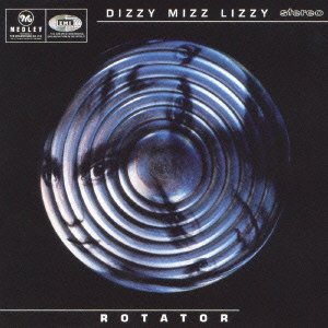 Dizzy Mizz Lizzy - Rotator +Bonus [Japan LTD CD] TOCP-54394