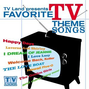 TV Land Presents: Favorite TV Theme Songs by Various Artists