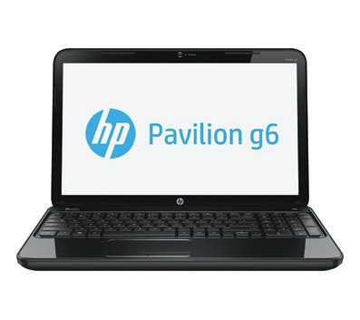 HP Pavilion g6-2228nr 15.6 inch Laptop AMD A6 4400M 2.7GHz Processor, 4GB Ram, 320GB Strict Drive, Windows 8