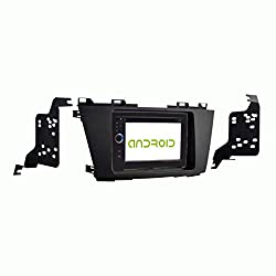 See OTTONAVI Mazda 5 2012-2013 In-Dash Double Din Android Multimedia K-Series Navigation Radio with Complete Kit Details