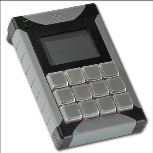 X-Keys Xk-12 + Touchpad Keyboard