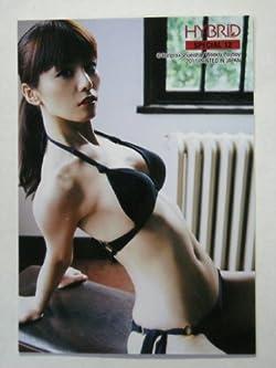 HYBRID 森崎友紀 トレカ インサートカード スペシャル12