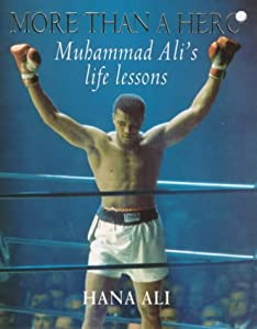 """Cover of """"More Than a Hero: Muhammad Ali'..."""